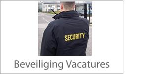 Beveiliging Vacatures